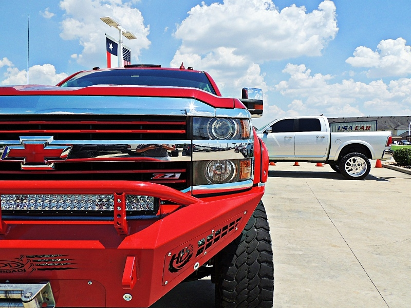 Chevrolet Silverado 2500HD 2015 price $45,899