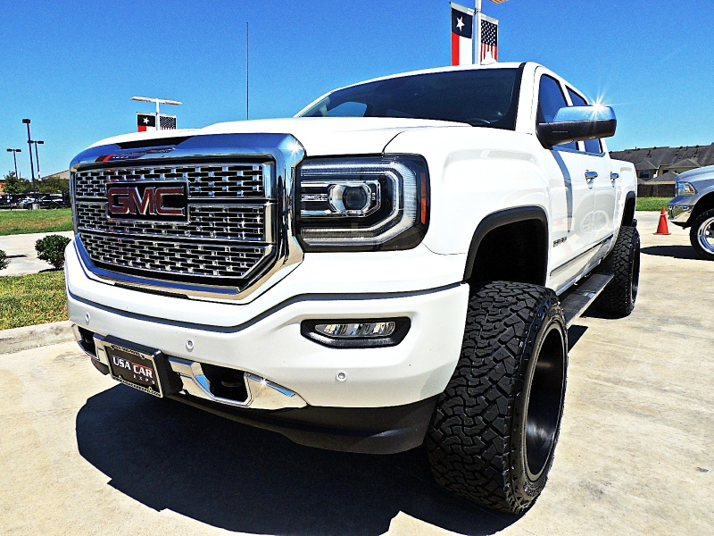 GMC Sierra 1500 2017 price $39,850