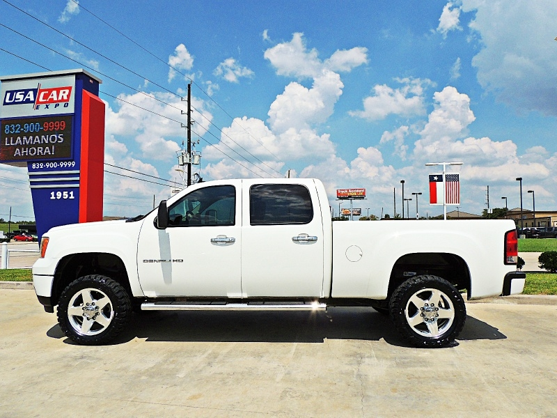 GMC Sierra 2500HD 2012 price $25,900