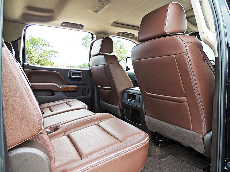 Chevrolet Silverado 2500HD 2017 price $52,900