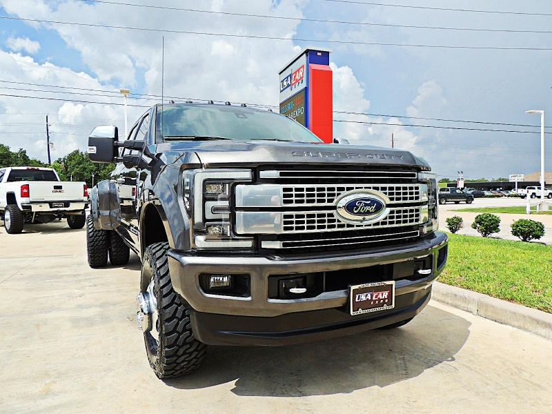 Ford Super Duty F-350 DRW 2017 price $62,900
