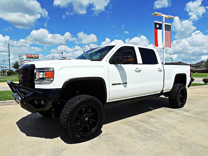 GMC Sierra 2500HD 2016 price $48,900