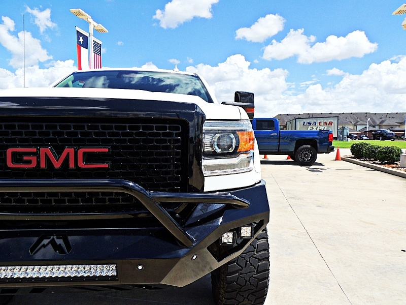 GMC Sierra 2500HD 2016 price $45,900
