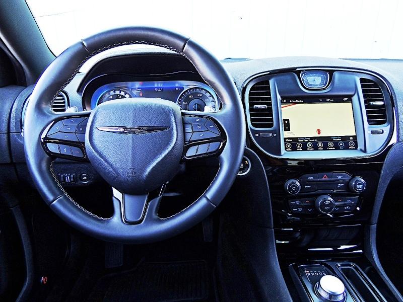 Chrysler 300 S 2017 price $20,800