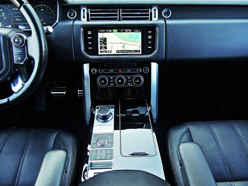 Land Rover Range Rover 2015 price $47,450