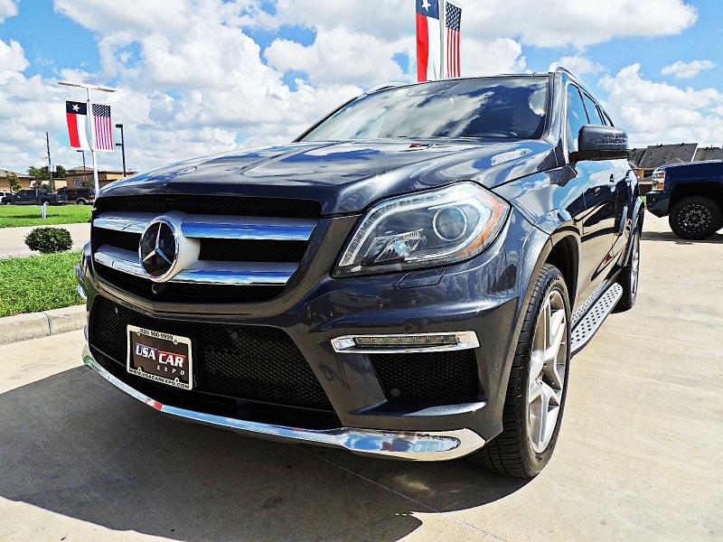 Mercedes-Benz GL-Class 2014 price $34,900