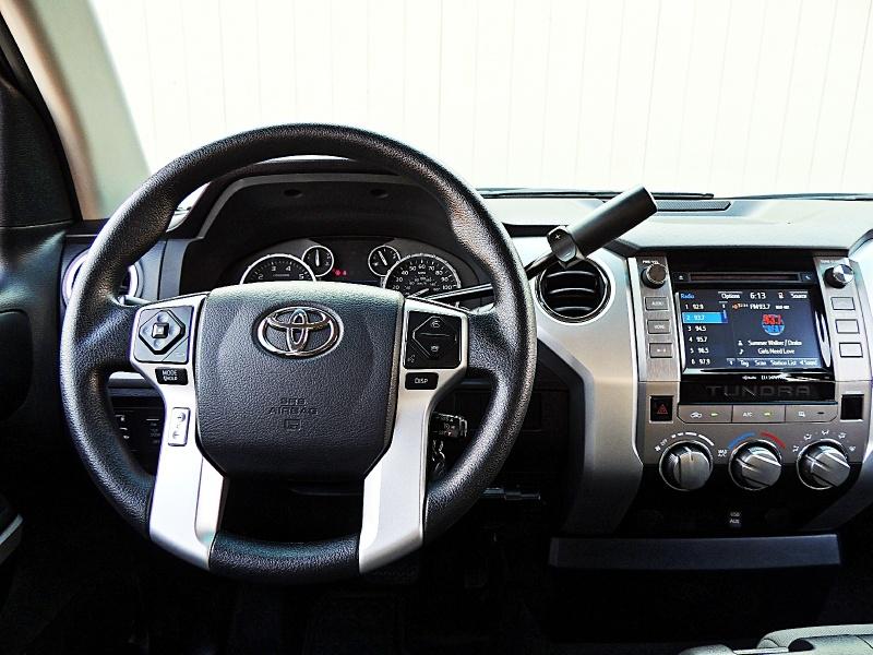 Toyota Tundra SR5 Lifted 2016 price $25,900