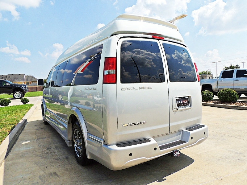 Chevrolet Express Cargo Van 2017 price $44,900