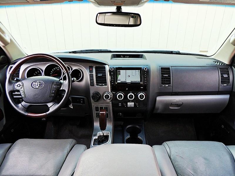 Toyota Sequoia 2011 price $21,850