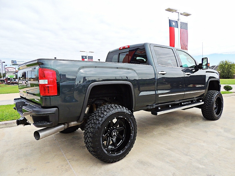 GMC Sierra 2500HD 2017 price $52,900