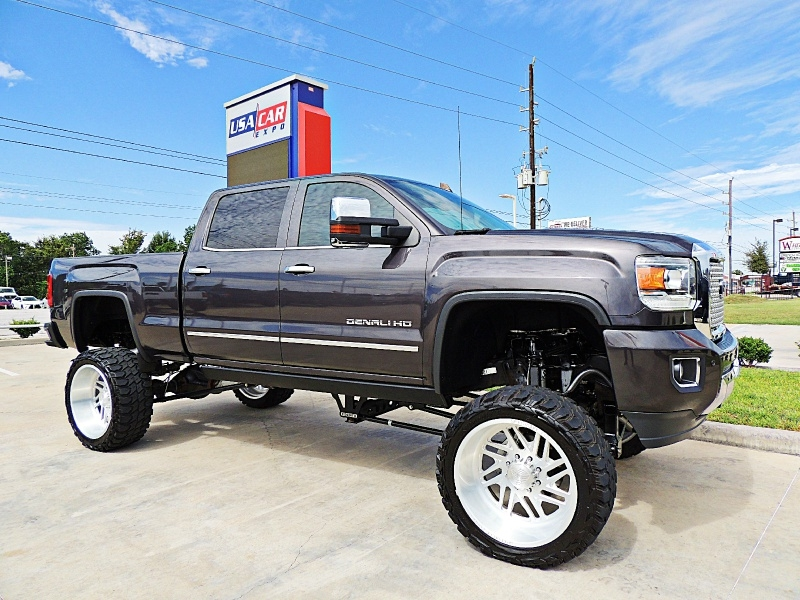 GMC Sierra 2500HD 2016 price $60,900