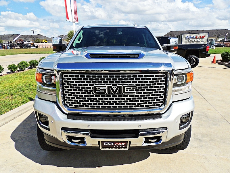GMC Sierra 2500HD 2017 price $53,850