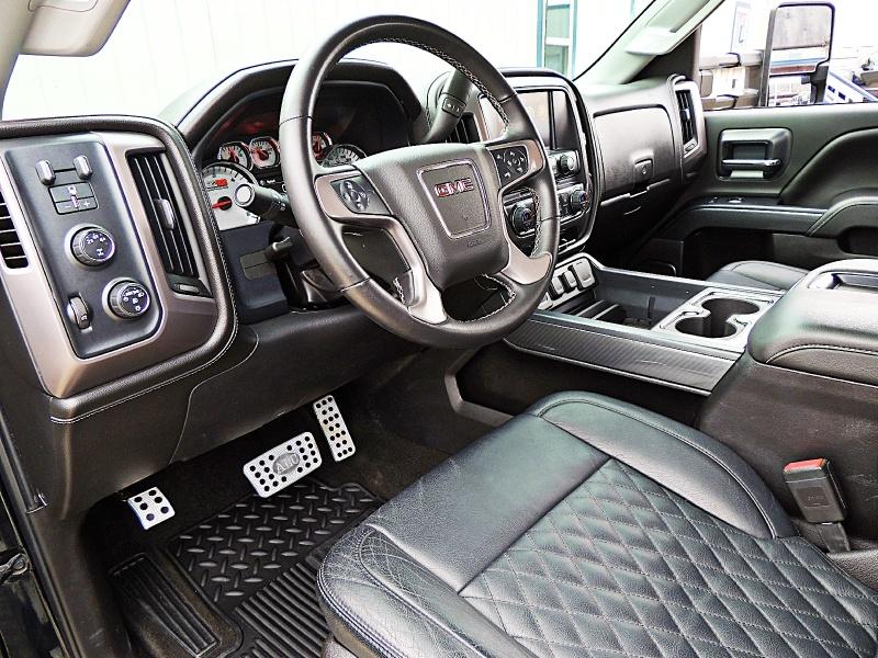 GMC Sierra 2500HD 2015 price $38,850