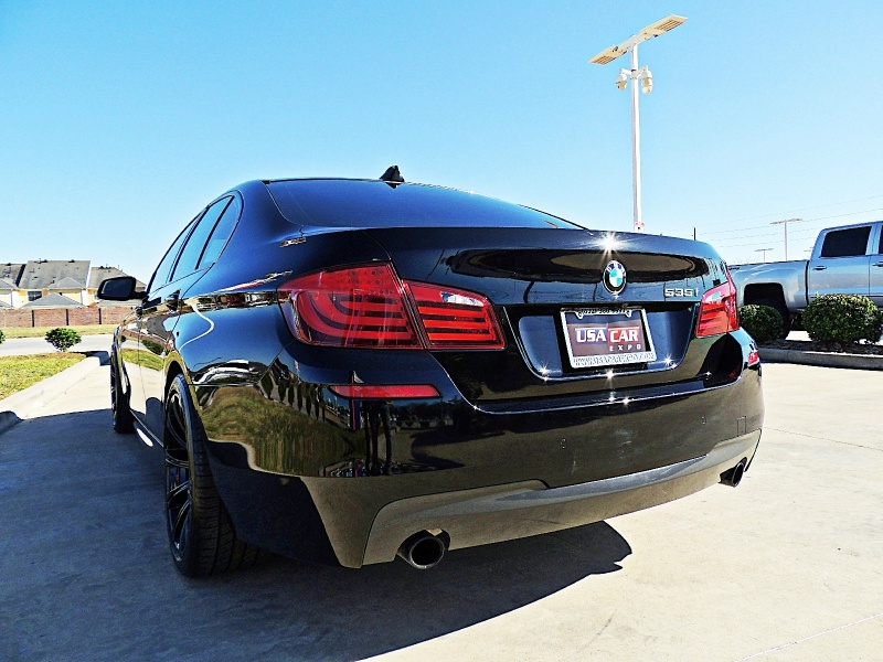 BMW 5-Series 2013 price $16,850