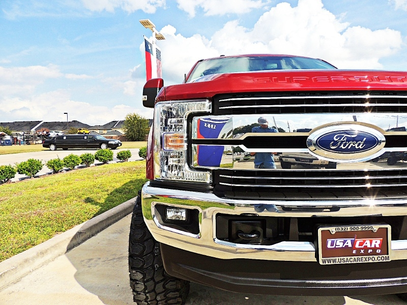 Ford Super Duty F-250 SRW 2017 price $56,900