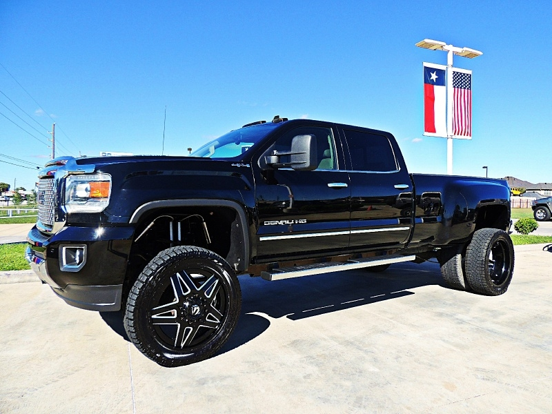 GMC Sierra 3500HD 2015 price $46,900