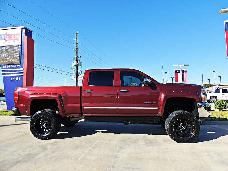 Chevrolet Silverado 2500HD 2016 price $49,550