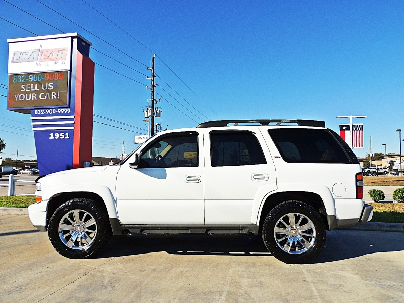 Chevrolet Tahoe 2005 price $10,900