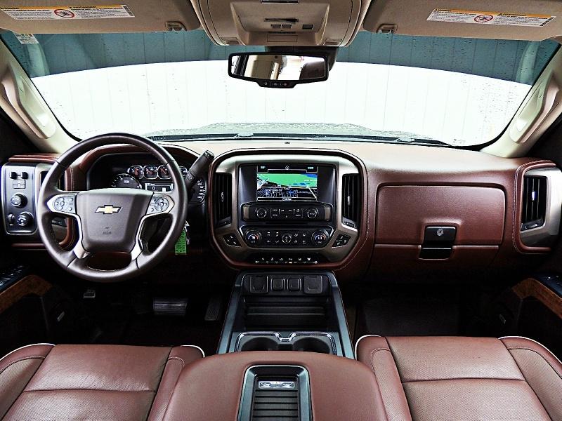 Chevrolet Silverado 2500HD 2017 price $54,900