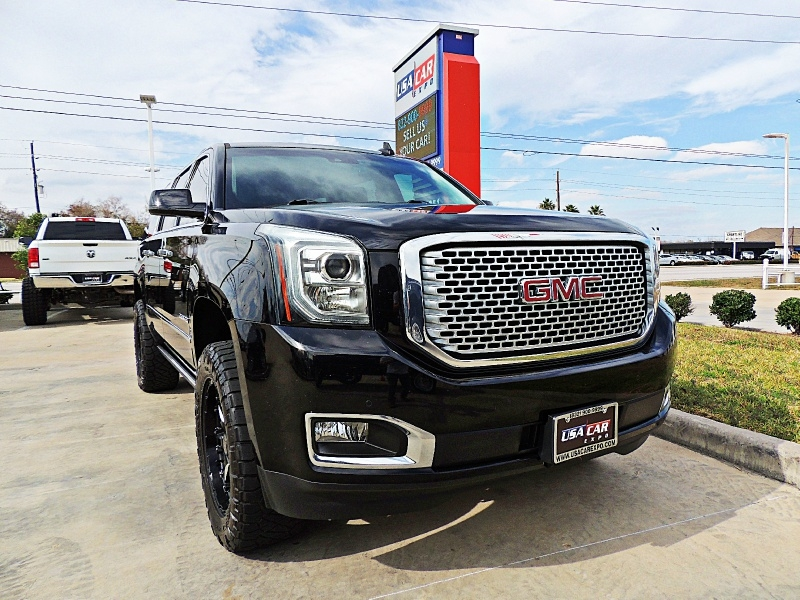 GMC Yukon XL 2015 price $36,900
