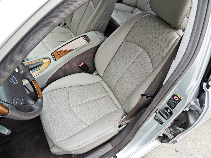 Mercedes-Benz E-Class 2007 price $9,300