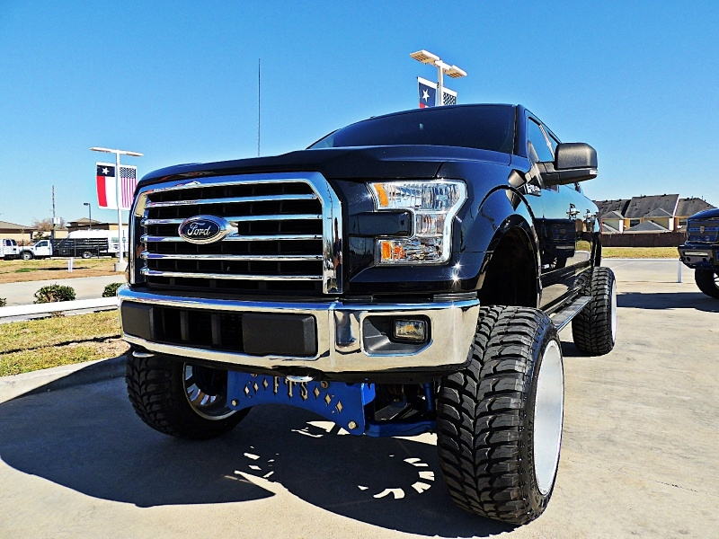 Ford F-150 2017 price $38,850