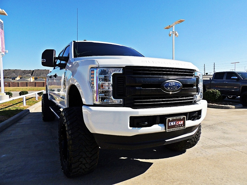 Ford F-250 XLT 4X4 Lifted 2018 price $44,850