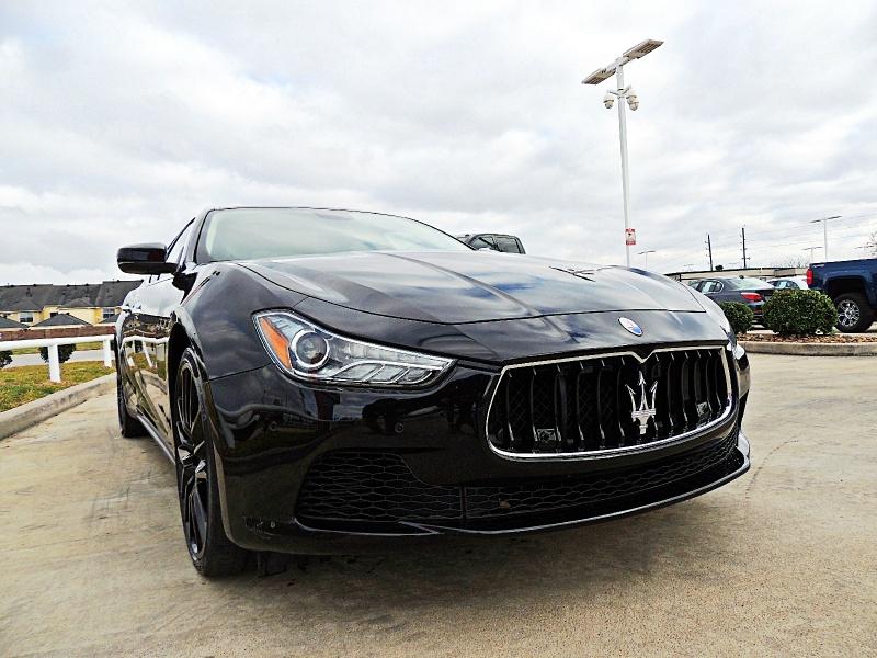 Maserati Ghibli 2017 price $35,450