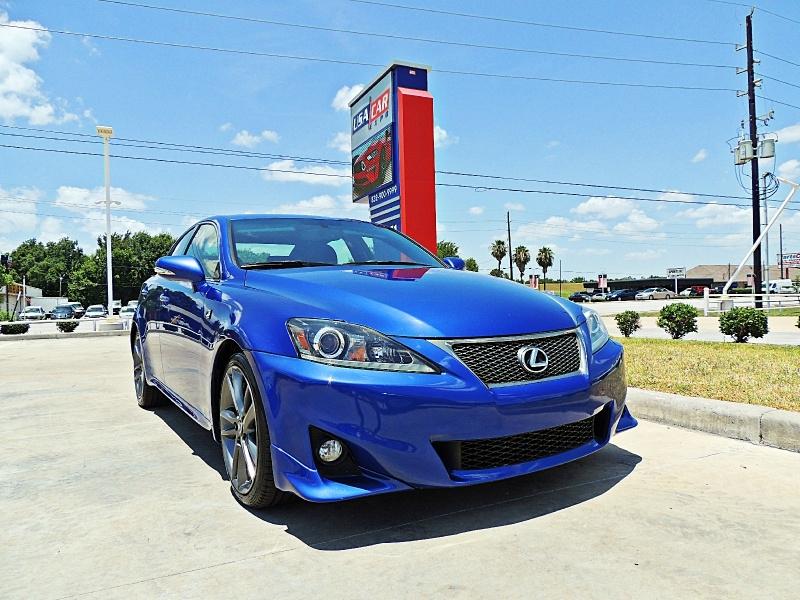 Lexus IS 250 2011 price $13,500