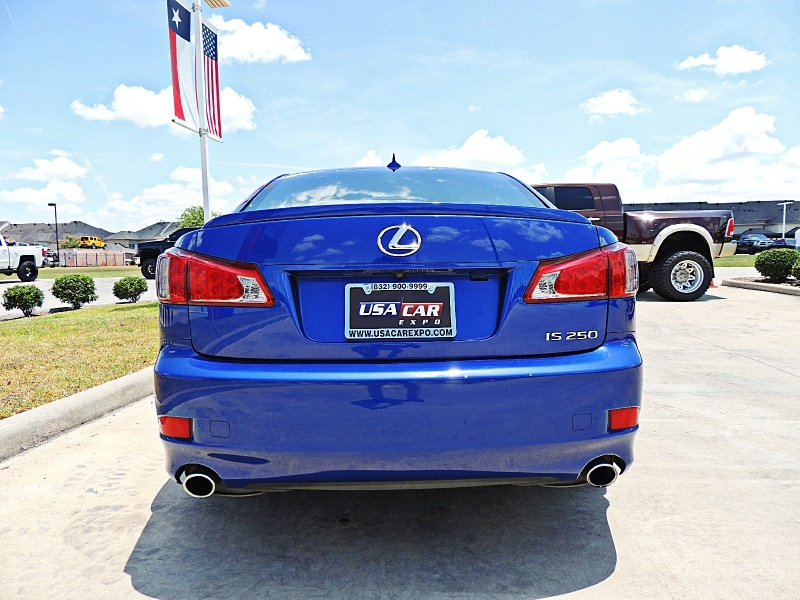 Lexus IS 250 2011 price $13,500
