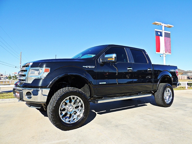 Ford F-150 2014 price $27,550