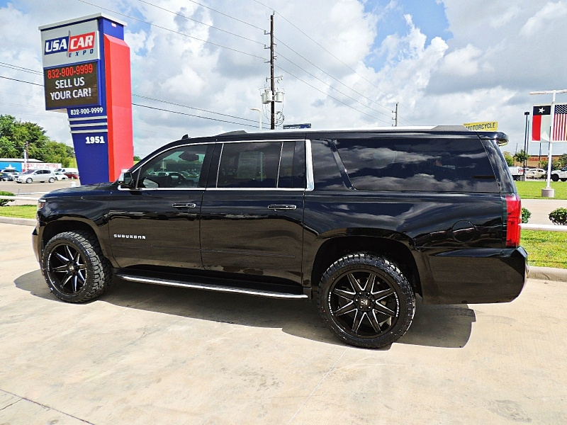 Chevrolet Suburban 2018 price $42,850