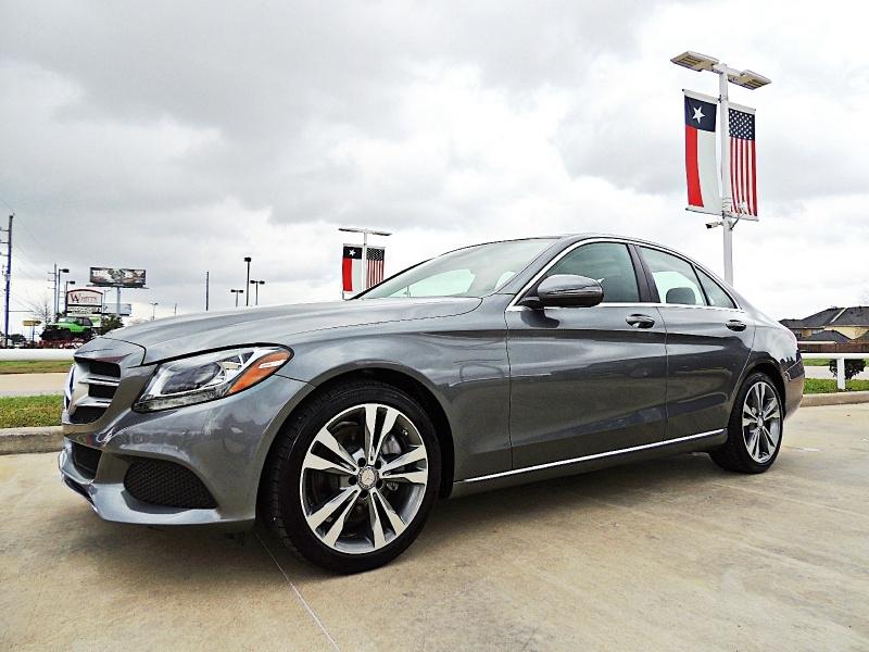 Mercedes-Benz C-Class 2017 price $24,799