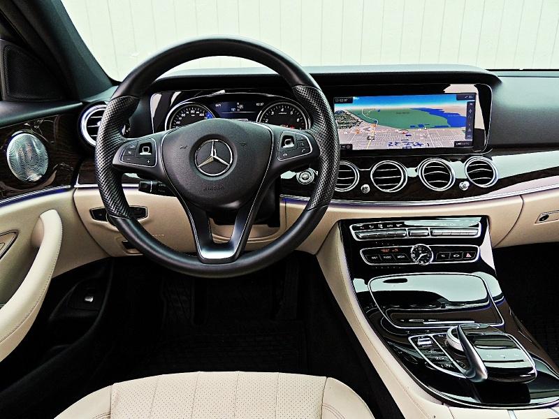 Mercedes-Benz E-Class 2017 price $28,550