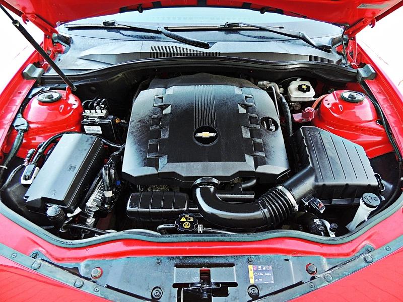 Chevrolet Camaro 2015 price $13,750