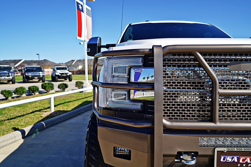Ford F-250 King Ranch 4X4 Lifted 2017 price $59,900