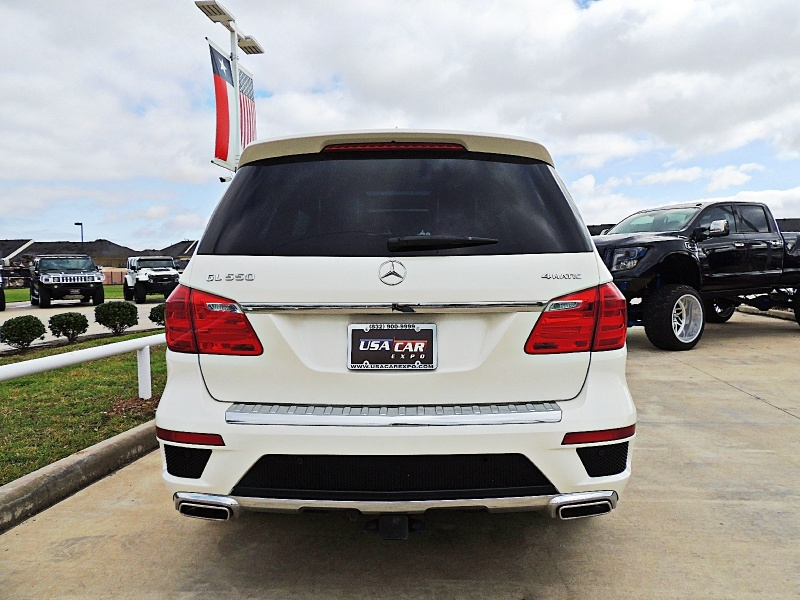 Mercedes-Benz GL 550 AMG Sport Package 2016 price $40,900