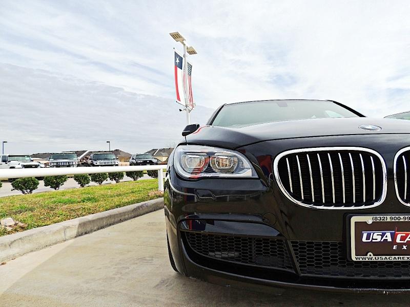 BMW 7-Series 2014 price $25,500