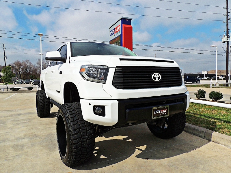 Toyota Tundra Limited 4X4 Lifted 2016 price $34,900