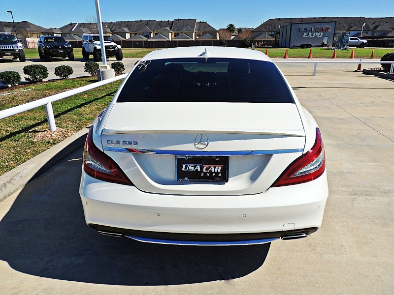 Mercedes-Benz CLS 550 AMG Sport Package 2016 price $39,990