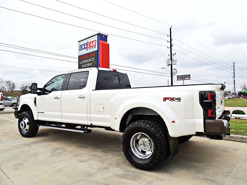 Ford Super Duty F-350 DRW 2019 price $56,850