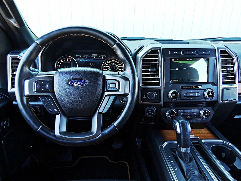 Ford F-150 2017 price $40,850