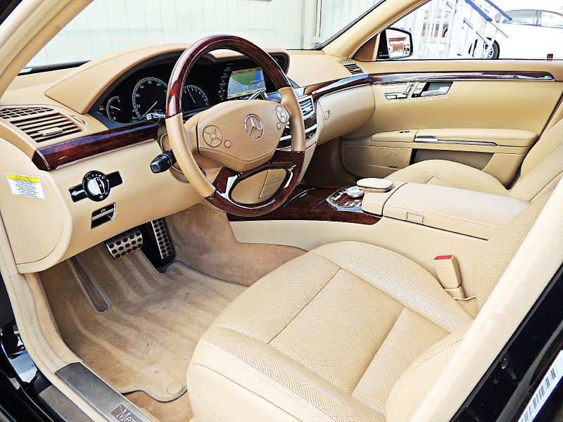 Mercedes-Benz S-Class 2012 price $23,990