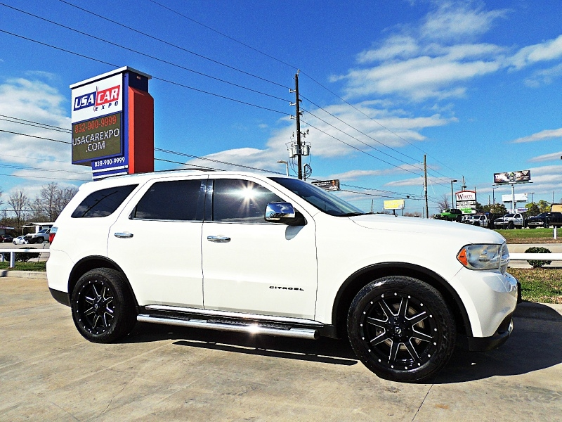 Dodge Durango 2011 price $10,900