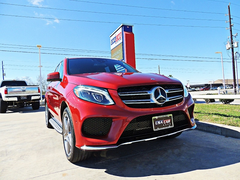 Mercedes-Benz GLE 350 AMG Sport Package 2017 price $32,900