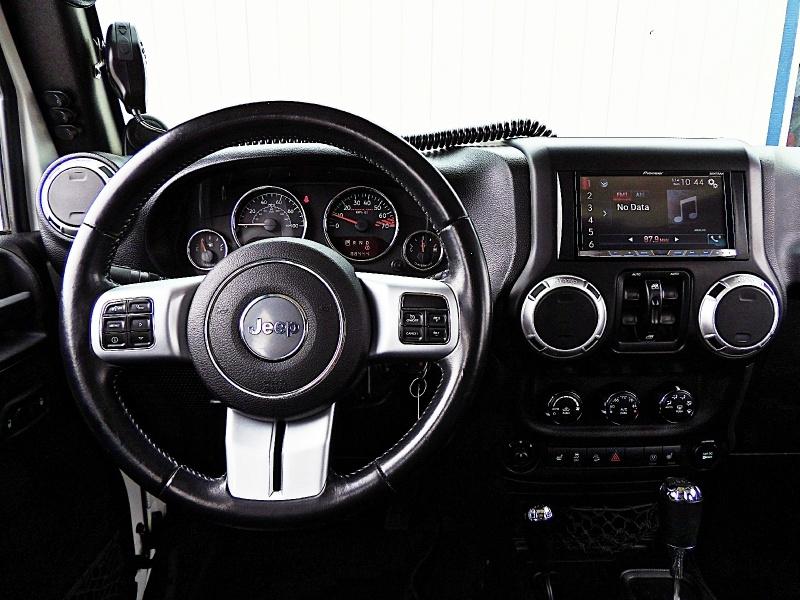 Jeep Wrangler Unlimited 2014 price $28,750