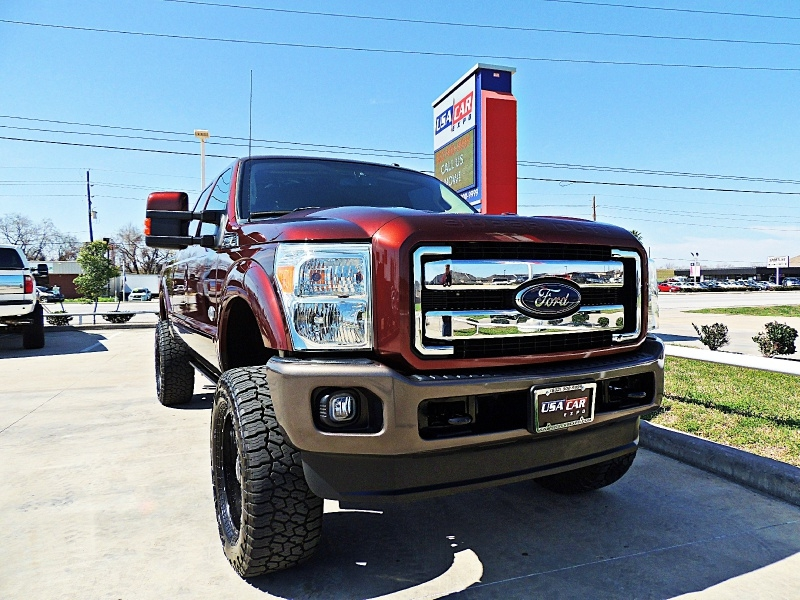 Ford F-250 King Ranch 4X4 Lifted 2016 price $39,850