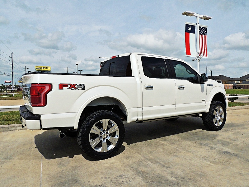 Ford F-150 2015 price $34,850