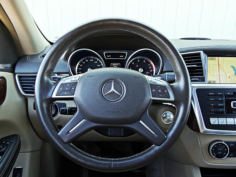 Mercedes-Benz GL-Class 2014 price $33,900