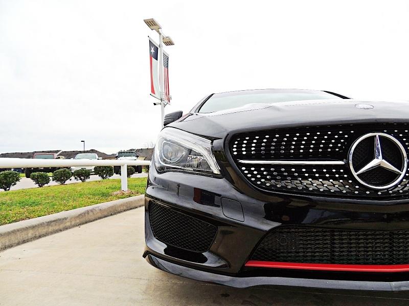 Mercedes-Benz CLA 250 Sport 2015 price $18,900